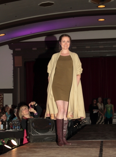 e-couture fashion show, Powell River, B.C. April 21, 2018