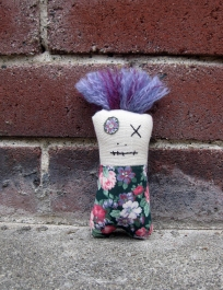 Monster Mini Purple Hair BRICK ps copy