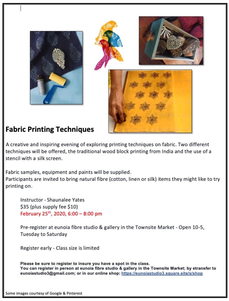 fabric Print_2020